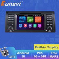 Eunavi One 1 DIN 7 '' Android 10 Auto DVD-Player für E53 E39 X5 Quad Core Auto Radio Multimedia Audio DSP TEF7708 4G WIFI RDS