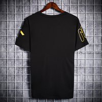 Short sleeve t-shirt men's summer new pure cotton loose Korean ins casual round neck half sleeve slim bottomed shirt fashion