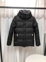 Lüks Erkek Tasarımcı Ceketler Yüz Kuzey Yeni Marka Ceket Mektup Ile Yüksek Kaliteli Kış Mont Spor Marka Parkas Üst Giysiler 001
