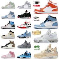 Nike Air Jordan 1 1s Retro Off White x Jordan 1 Tamaño grande EE. UU. 13 con caja Zapatillas de baloncesto para hombre y mujer Zapatillas Twist Jumpman Zapatillas Dark Mocha