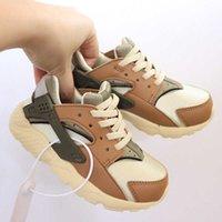 Huarache Free run Summer Breathable Children Running shoes boy girl youth kid sport Sneaker size 25-35