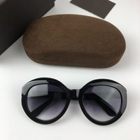 Adita tom 581 Top Original high quality Designer Sunglasses for men famous fashionable Classic retro luxury brand eyeglass Fashion design women uv400 glasses