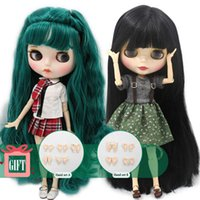 ICY DBS Blyth Factory doll Suitable For Dress up by yourself DIY Change 1 6 BJD Toy special price OB24b ball joint Q0910