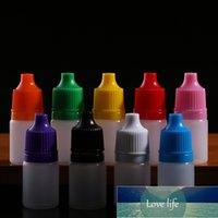 5ML капельница бутылка жидкость бутылка для жидкости жидкость капельница пополняемая бутылка капельница пустые пластиковые сжимаемые бутылки образцы поправляющие глаза