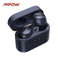 Mpow X6 Bluetooth Earphones Hybrid Active Noise Cancelling Wireless Headphone Low Latency Mode Bluetooth 5.1 Earbuds for Phone