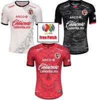 2021 Mexiko Club Tijuana Fussball Jersey M.Lainez P.Yrizar B.ANGULO Fußballtag der toten Sonderkategorie Camiseta de