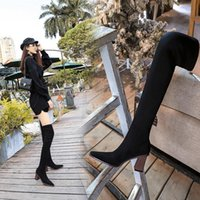 Women Luxurys Designers Ankle Boots booties red bottom So Kate Booty thin heels chunky pointed toes Velvet leather black bule winter fashion
