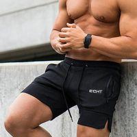Men's Shorts Summer Board Quick Dry Beach Short Men Gym Sweat Joggers Sweatpants Fitness Casual Male