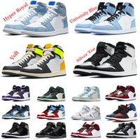 ول جديد 1 1 1s أحذية الرجال منخفضة كرة السلة أسود حجر السج تو الجمرة الوهج أعلى 3 نساء سكيت المدربين حذاء رياضة 36-45