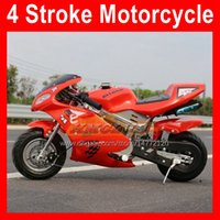16colors 4-stroke mini motorcycle MOTO bike sports motobike leisure entertainment adult children toy 49 50 CC small off-road real Christmas gifts Scooter Autobike