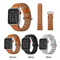 Real Leather strap for Apple watchband 44mm 40mm38mm 42mm iWatch band Single tour watchband bracelet 22mm samsung huawei
