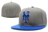 Готовый фондовый мужской Нью-Йорк Подставленные шляпа классический синий топ оранжевый плоский козырек на поле все команды спортивные бейсбол встроенные шляпы Sox вентилятор хип-хоп полная закрытая кепка Capeau