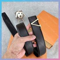 رجل إمرأة فمر مصممين أحزمة العلامات التجارية جلد طبيعي حزام الصلب إبرة أبازيم 3.8 سنتيمتر العرض 90-125 سنتيمتر طول الصلبة إلكتروني مطبوعة مشبك