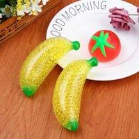 Fidget Esprema Stress Relief Toy Squishy Banana Ventilação De Bola De Descompressão Engraçado Trp Squisl Stressball autismo autismo ansiedade