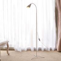 Masa Lambaları USB Zemin Lambası LED Dikey Işıklar Aydınlatma El Oturma Odası Yatak Odası Ev Yaratıcı Modern Minimalist Tarz