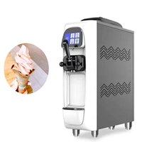 1100W Machine à crème glacée à domicile commerciale