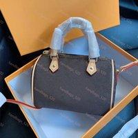 Designer marke mini handtasche echtes leder luxus retro floral schulter crossbody kissen tasche frauen kinder geldbörse