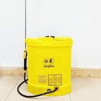 Pulvérisateur électrique de batterie de lithium rechargeable multifonctionnel agricole