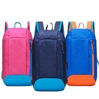 Duffel Bags Waterproof Sport Backpack Small Gym Bag Women Pink Outdoor Luggage For Fitness Travel Men Kids Children Sac De Nylon