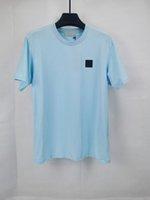 Topstoney T-shirts 19fw Basic Polo manches courtes, Îles de Jason Stone Jason Statham Haute Corps Îles M-XXL004