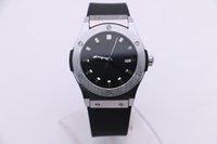 الرجال الساعات الميكانيكية NX أزياء الأعمال الحديثة الفضة الفولاذ المقاوم للصدأ حالة الشريط المطاطي 3-pin التقويم السطح الأسود