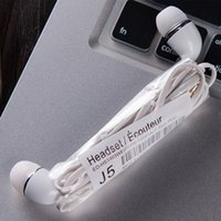 Mp3 mobile phone jack earphone plug in mobile phone accessories earphone by wire