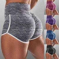 Vestidos de verano Mujeres Deportes Pantalones cortos Pantalones de yoga Pantalos Fitness Tallas grandes S-5XL Vestido grande
