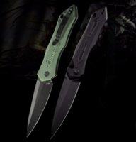 7800BLK 출시 6 포켓 접이식 나이프 CPM154 블레이드 단일 액션 전술 구조 칼 사냥 낚시 낚시 EDC 서바이벌 도구 A2983