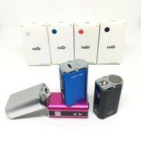 Eleaf Istick Mini 10W Bateria 1050mAh Variável Tensão OLED Screen Mod Para 510 Tópico Vape Vape Cards Atomizer