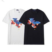 2021 여성 G T 셔츠 편지 인쇄 짧은 소매 트렌디 여름 탑 티 패션 캐주얼 셔츠 남성 옷 쿨 활성 스포츠 실행 G2347