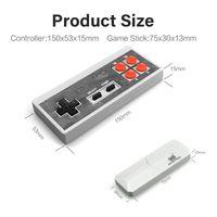 DATA FROG USB Game Consoles Wireless Portable 4K HD Video Player HDMI 568 AV 600Retro Classic Handheld Entertainment Joystick In Stock