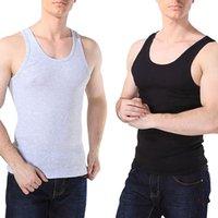 Men's Body Shapers Men Slimming Underwear Shaper Corset Vest 2 Piece Tummy Belly Waist Slim 6 Style Shapewear
