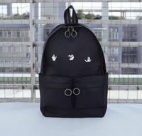 ORTDOOR SACS sacs à dos décontracté étanche Student Sacs à dos Hipster Simple Workwear Grande capacité Boy Schoolbag Sac à dos Ordinateur d'épaule