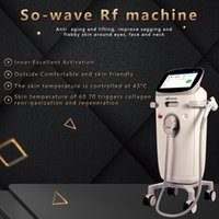 2021 powerful lHIFU machine Anti-aging and lifting improve sagging flabby skin around eyes face neck skrinkle removal whiten equipment