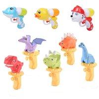 Agua para niños juguete neto rojo dinosaurio niños y niñas baño baño baño piscina playa pequeño pistola de agua 3 años o3ggj