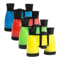 Telescópio infantil pequeno brinquedos cor comum esportes ao ar livre UQ0H719