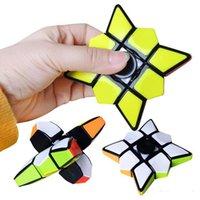 2021 Fidget Cubes Rotation EDC Pressure Reduced Rotator Children Adult Stress Reduced Novel Toy