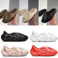 트리플 블랙 폼 러너 여성을위한 샌들 슬라이드 패션 슬리퍼 망 타이너 비치 사막 모래 샌들 슬립 온 신발 36-45