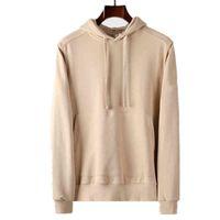 TopStone Jumper 2020FW Konng Gonng Весна и осень Новая мода бренда мужская толстовка джемпер капюшон пальто из чистого ваты