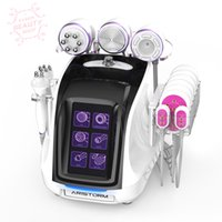 6 em 1 Aristorm Ultrasonic Unoisetion Cavitation 2.5 Máquina de Beleza de Emagrecimento de Corpo
