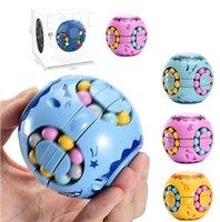 US-amerikanische staatliche seltsame magische würfel kreativ spielzeug 360 grad rotation sparen geld topf klassiker spielzeug hamburger cubes geburtstagsgeschenk für kinder cpa3414