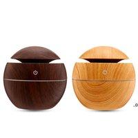 Увлажнитель деревянные зерна эфирное масло диффузор ультразвуковой очиститель воздуха ароматерапия бамбуковая цветные увлажнители FWB9142