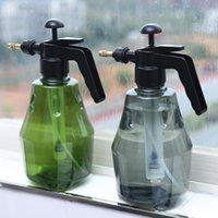 Flor verde regadera de regadera de botella de botella de jardinería Pulverizador de presión de aire Desinfección Decoraciones de jardín