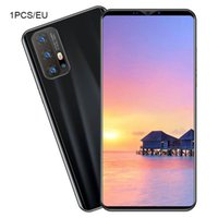 Smart Home Control Z6 Pro Smartphone 5.8 Inch Screen 512M+4G Android 3D Glass Plated Back Cover Black