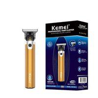 2021 Authentic Kemei Km-700b Km-700A barbiere negozio di capelli elettrico clipper per capelli professionale macchina per capelli per barba trimmer strumento wireless ricaricabile