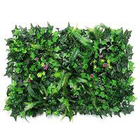 인공 정원 녹색 식물 실내 시뮬레이션 잔디 잔디 홈 벽 장식 엘스 카페 배경 야외 Tuin 장식 꽃 화환
