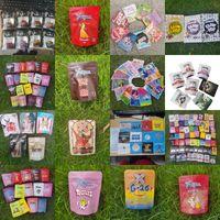 Truflzz Free Smoke Ekotics представляет собой шутки Упаковка ISV Mylar Bags Buashs Cookie 1G 3.5G Безумная сумка Бойз Трофейная жена PUNK SQCSST