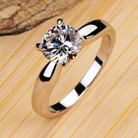Cluster Rings D VVS1 1ct Moissanite Beautiful Thread Ring, 925 Sterling Silver Diamond Ring. Special Promotion