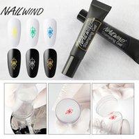 PerfektionNailwind Nagellack Stamping Paint Gel für Stempelvorlage Vernis Semi Permanent Soak Off UV Polnische Nail Art Set für Maniküre