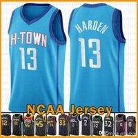 James 13 Harden HoustonRoket Kawhi Ja 12 Ahlaki 2 Leonard Dwayne Dwyane 3 Wade Anthony Edwards Basketbol Jersey Erkekler 2021 Yeni Roket